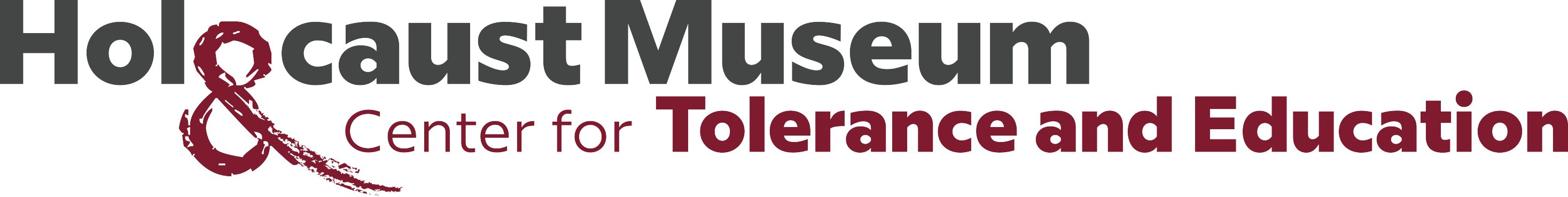 Holocaust Museum & Center for Tolerance and Education Logo