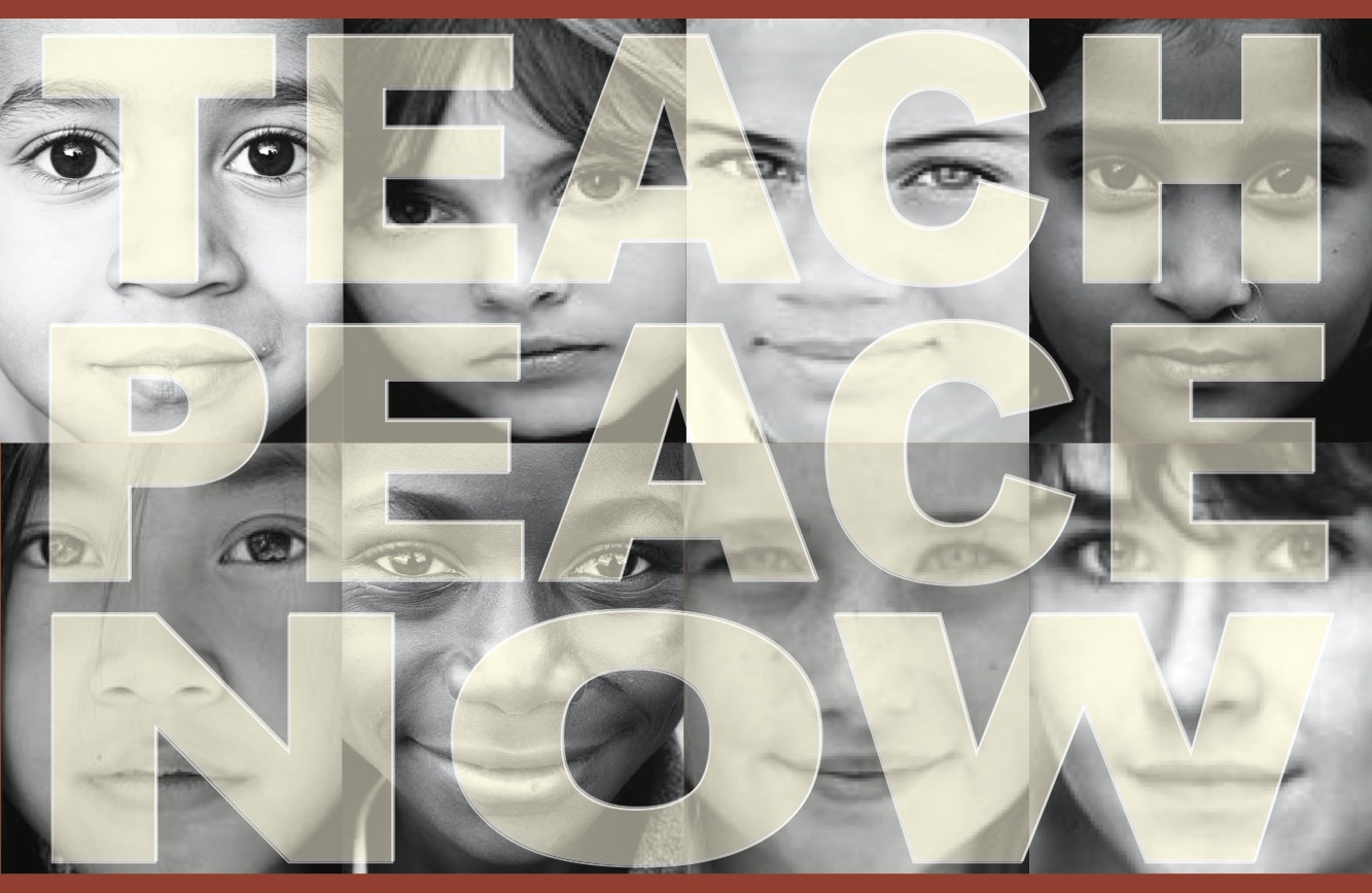 Teach Peace Now